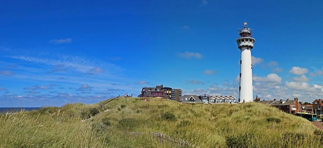 Lighthouse J.C.J. van Speijck can be visited
